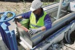 Maltempo in Sicilia: acqua torbida, stop fornitura idrica nel Nisseno