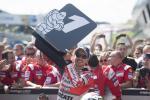 Motogp, in Austria trionfo di Lorenzo e della Ducati: sesto Valentino Rossi