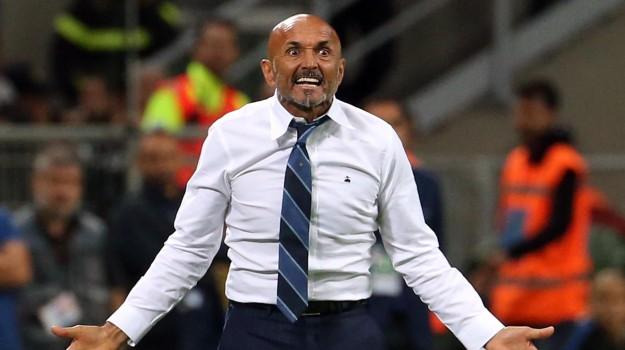 Calcio, Lazio-Inter, SERIE A, Luciano Spalletti, Mauro Icardi, Simone Inzaghi, Sicilia, Sport