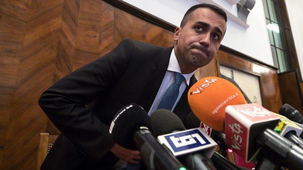 m5s, Luigi Di Maio, Vito Crimi, Sicilia, Politica