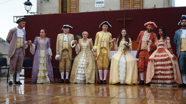 matrimonio baronale petralia soprana, Palermo, Cultura