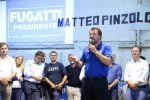 """Diciotti, Salvini indagato: """"Vergogna, non ci fermeranno"""""""