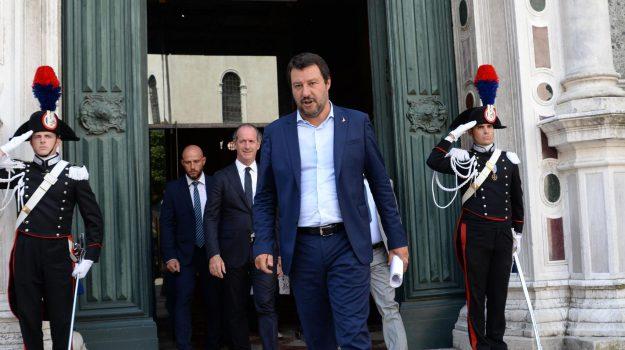 inchiesta diciotti, migranti, salvini indagato, Palermo, Cronaca