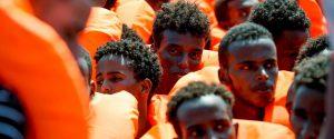 Migranti - Foto Archivio