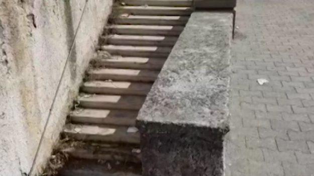 Cameriere cade da un muretto e muore a Messina