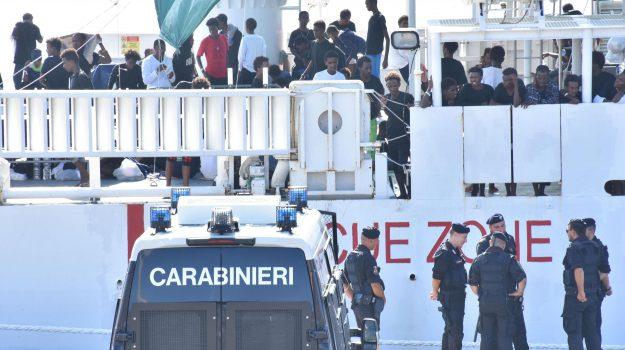 migranti, nave diciotti, Catania, Cronaca
