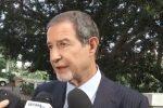 """Regione, Musumeci: """"Il piano rifiuti sarà pronto entro dicembre"""""""