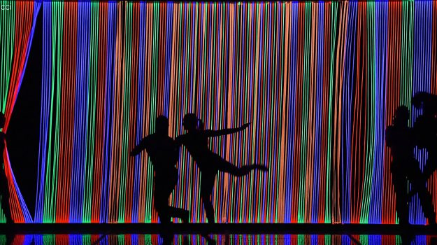 L'eVolution dance theater