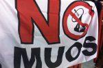 Niscemi, corteo per dire «no» al Muos