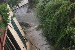 Maltempo, violento nubifragio a Lascari: acqua e fango nelle case