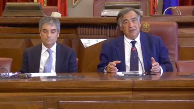 rifiuti, Giuseppe Norata, Leoluca Orlando, Palermo, Cronaca