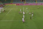 Serie B, Mazzotta e la traversa salvano il Palermo: 2-2 contro la Cremonese
