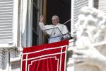 """Papa Francesco: """"Un cristiano non deve rinunciare ad un mondo migliore"""""""