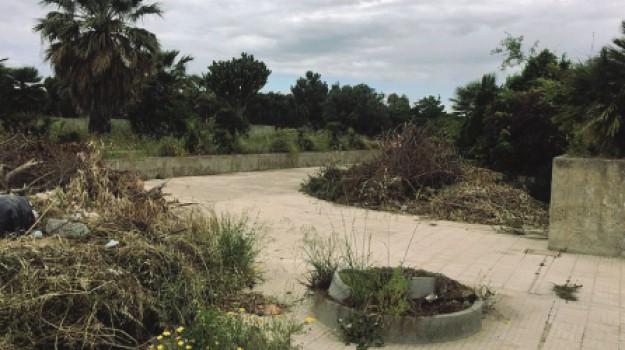 Pulizia parco Agrigento, Agrigento, Cronaca