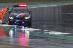 Troppa pioggia in pista, cancellata a Silverstone la gara della MotoGp