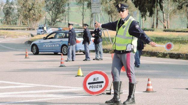 inseguimento canicattì, Agrigento, Cronaca