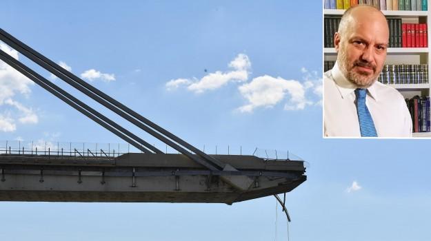 crollo ponte genova, Sicilia, Editoriali