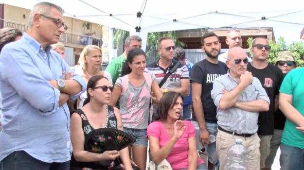 campo rom palermo, senzacasa, Palermo, Cronaca