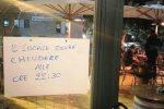 Il tribunale ha confermato la chiusura anticipata per il pub Nzolia (Foto Picone)