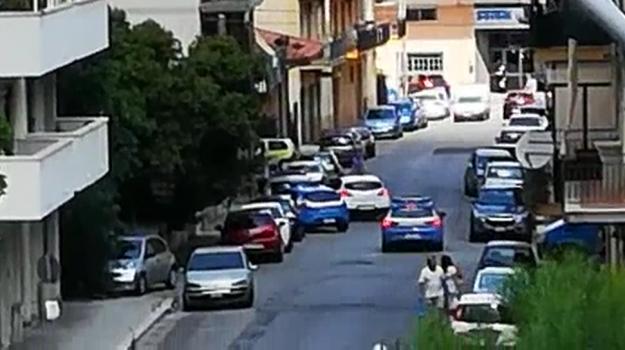 rapina ufficio postale Bagheria, Palermo, Cronaca