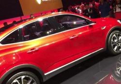 Il nuovo crossover-coupé del marchio francese al salone internazionale della capitale russa