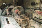 Trapani, il motore della vecchia funivia finisce al museo