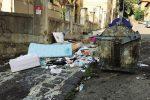 Notte di pulizia straordinaria a Messina, rimosse 10 tonnellate di rifiuti ingombranti