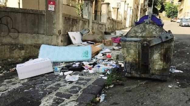 rifiuti messina, Messina, Cronaca