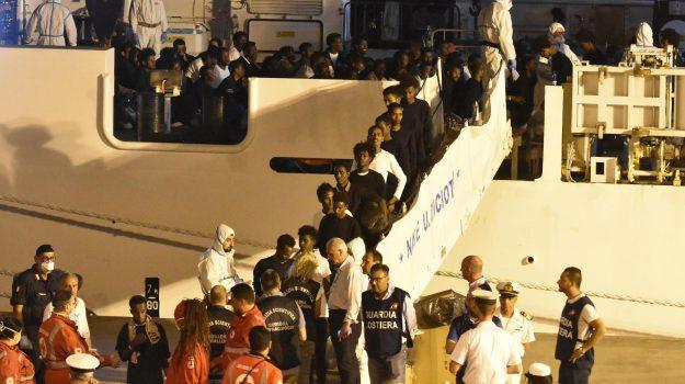 migranti, nave diciotti, Matteo Salvini, Sicilia, Cronaca