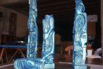 A Marineo in mostra le sculture di Vincenzo Deguardi