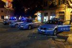 Volanti della polizia di Taormina