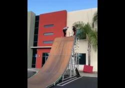 Nello skateboard è una delle prove più difficili