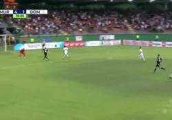 Il gol di Nino Kouter è già uno dei più belli del campionato sloveno