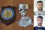 Aci Catena, due arresti per spaccio di cocaina