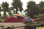 Palermo, i turisti invadono la spiaggia di Romagnolo