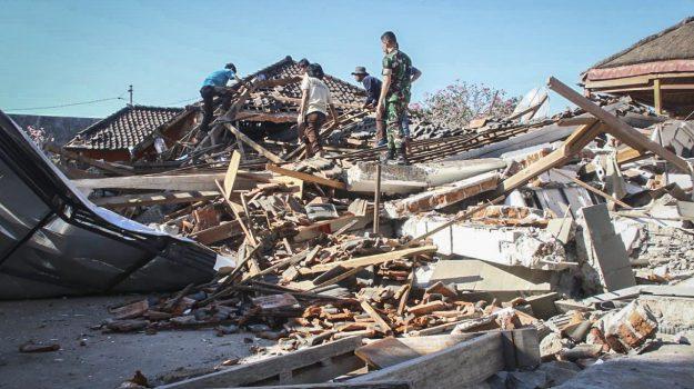 Terremoto Indonesia, Aldo Montano, Sicilia, Mondo