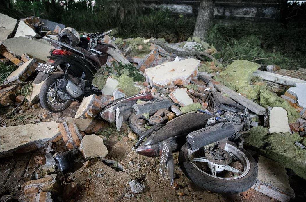 Terremoto Indonesia Sicilia Mondo