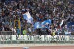 """Lazio, volantino ultrà: """"Niente donne nelle prime 10 file, sono nostra trincea"""""""