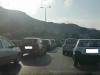 Ferragosto in spiaggia, traffico intenso in uscita da Palermo