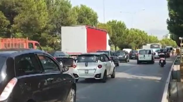 incidenti palermo, Viale Regione Siciliana Palermo, Palermo, Cronaca