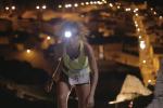 Ecotrail Sicilia, a Caltavuturo corse al chiaro di luna