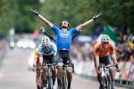 Ciclismo, ancora un successo azzurro: Trentin campione d'Europa