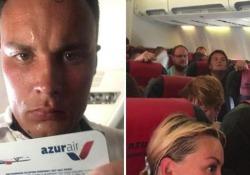Turchia, l'impianto di climatizzazione non è acceso. Le immagini a bordo del volo Azur Air in attesa sulla pista