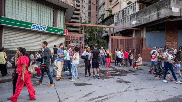 terremoto venezuela, Sicilia, Mondo