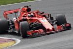 Gp Belgio, trionfo di Vettel sulla Ferrari: vince e si avvicina ad Hamilton nel Mondiale