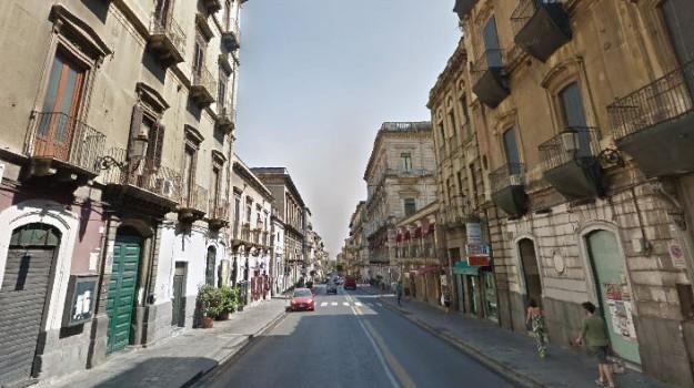 valigie via etnea, Catania, Cronaca