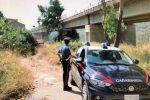 Giallo ad Agrigento, trovato un cadavere sotto il viadotto Scimè