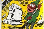 La vignetta di Charlie Hebdo sul crollo di Genova al centro delle polemiche - Foto Ansa