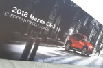 Mazda CX-3, ecco il city crossover controcorrente