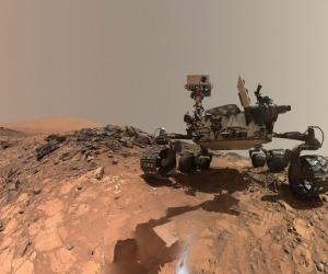 Curiosity sospende le attività su Marte per un problema tecnico (fonte: NASA/JPL-Caltech/MSSS)